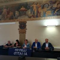 Assessore di Bastia, Valeria Morettini, aderisce a Fratelli d'Italia