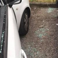 📰 Rassegna stampa 📰 - Venti vetture danneggiate. Il sindaco: solidarietà ai cittadini