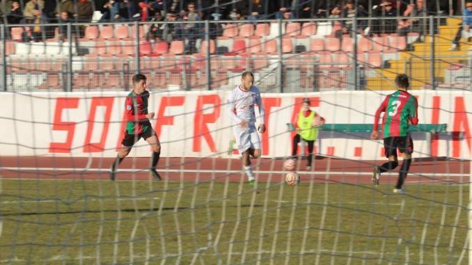 Calcio, serie D, parità tra Bastia e Grassina 1-1