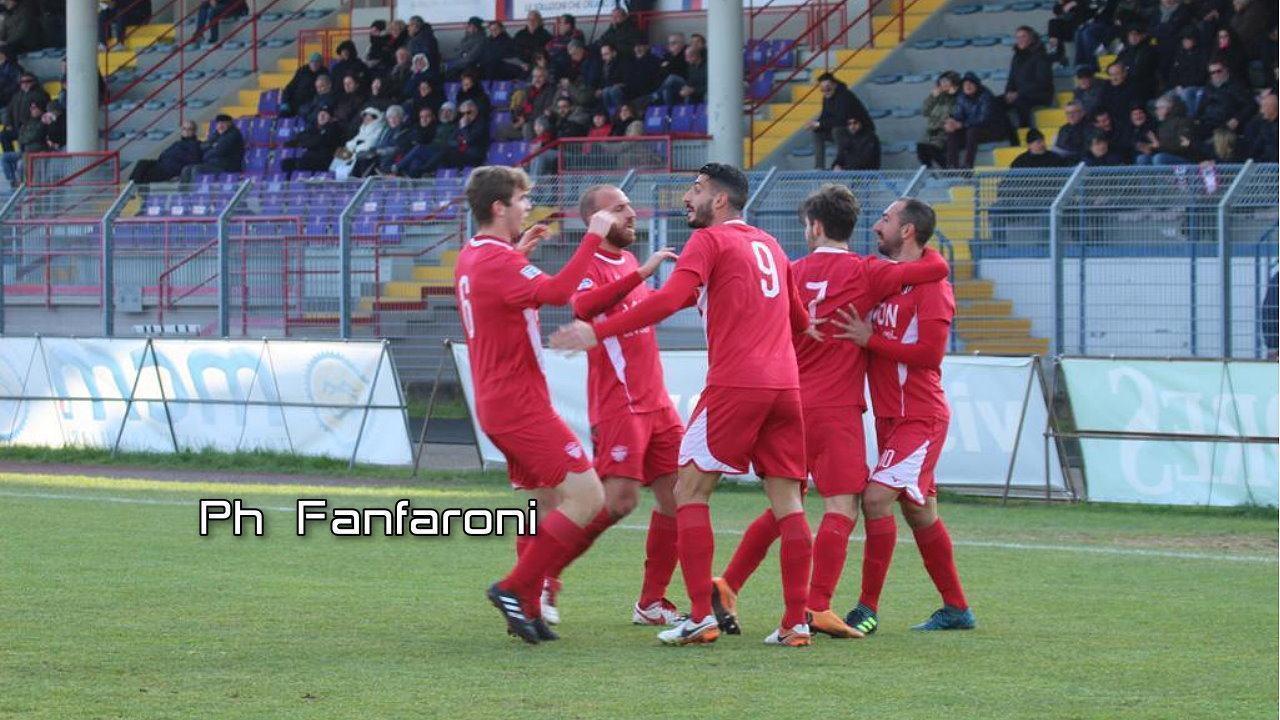 Il Bastia va a vincere in terra toscana, 0 a 1 al Montevarchi