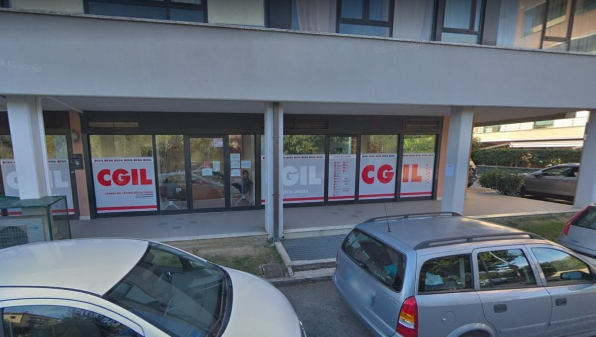 Sindacato pensionati Spi Cgil Assisi-Bastia in conferenza stampa in via Firenze