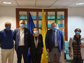 Coldiretti umbria ha incontrato il sindaco di Bastia Umbra