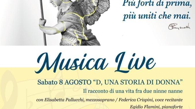 R-estate a Bastia Umbra, sabato 8 Agosto 2020 D una storia di donna