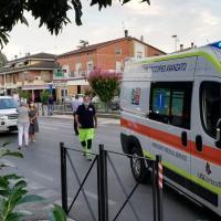 Investito sulle strisce pedonali a Bastiola, ferito un uomo