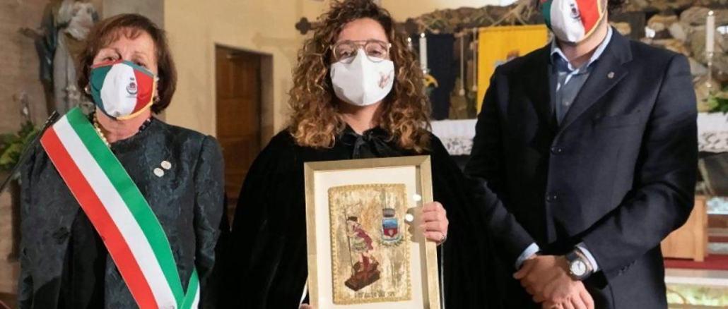 Edizione speciale del primo San Michele d'Oro Assegnato all'Ente Palio