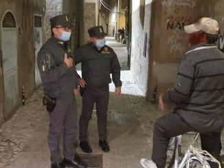 Blitz forze dell'ordine in centro storico, sindaco e assessore, grazie
