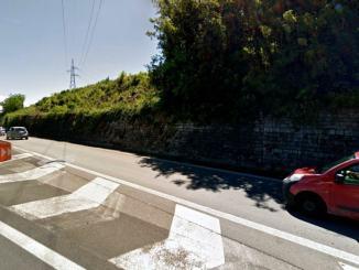 """Strada Statale 75 """"Centrale Umbra"""", cantiere svincolo E45 verso Assisi/Foligno"""