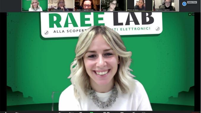 """Nuovo progetto didattico """"RAEE LAB"""" scoperta rifiuti elettrici ed elettronici"""