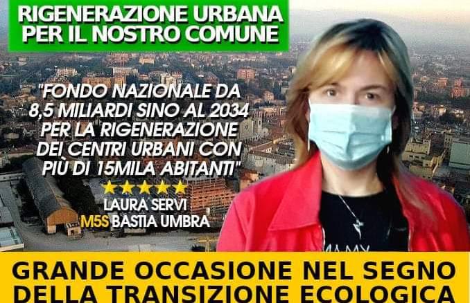 M5S Bastia, cogliamo l'opportunità della rigenerazione urbana