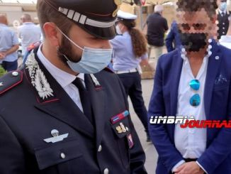 I nuovi ufficiali, chi è il capitano Vittorio Jervolino, comanda Assisi