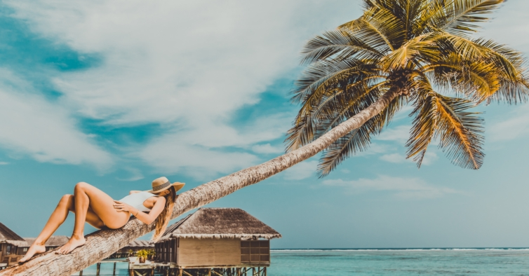 7 noites nas Maldivas por 1550€ com pensão completa num resort de cinco estrelas