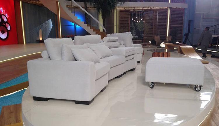 Cenário de Xuxa na Record é o mais caro da TV brasileira. Foto: Divulgação