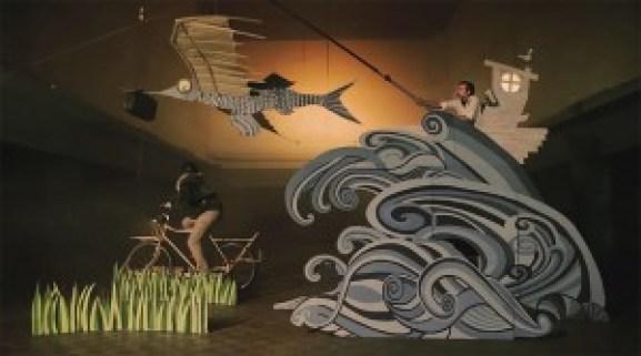 Diving réalisé par Bastien Simon et le Studio Argonaute - 2013