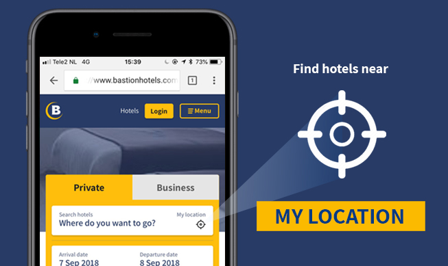 We Ve Made It Easier To Book A Hotel On Bastionhotels Com