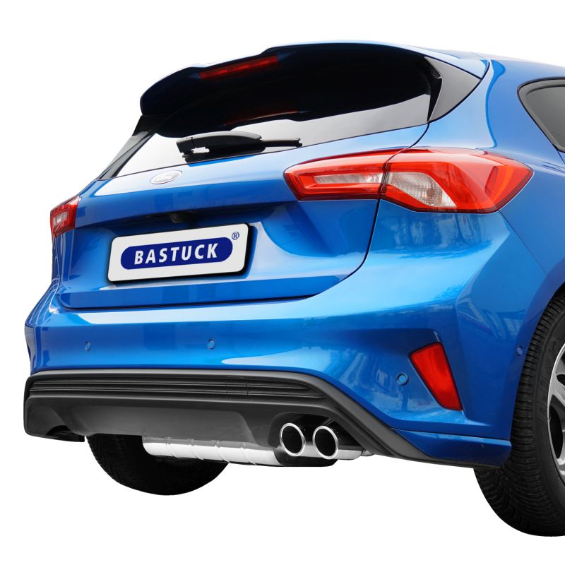 ford focus 4 st and st line 2018