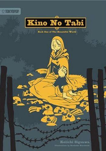 Kino no Tabi Novel 1