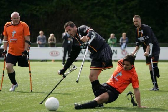 Nederland - Belgie