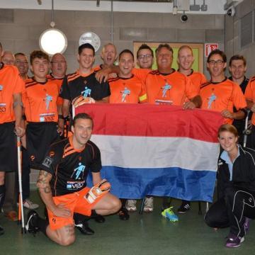 Stichting Amputatievoetbal Nederland