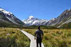 Hooker Valley Mount Cook