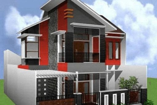Rumah-Indah-Sederhana-Modern-kediri