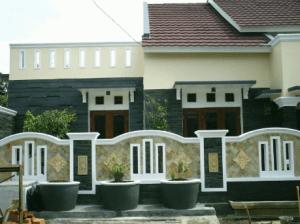 Pagar Tembok Rumah Minimalis Type 36 bagus