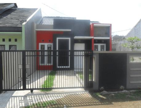 Pagar Tembok Rumah Minimalis Type 36 kediri kabupaten
