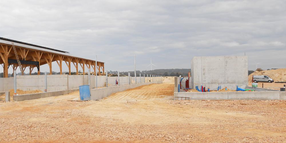 Bâtiment agricole – Guemene-Penfao 5 copie