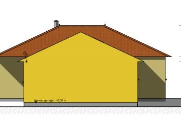 Plan 3D maison La Baule (44) - Bat Aménagement