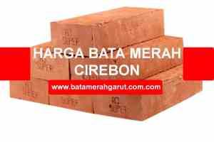 Harga Bata Merah Cirebon: Press Biasa & Expose