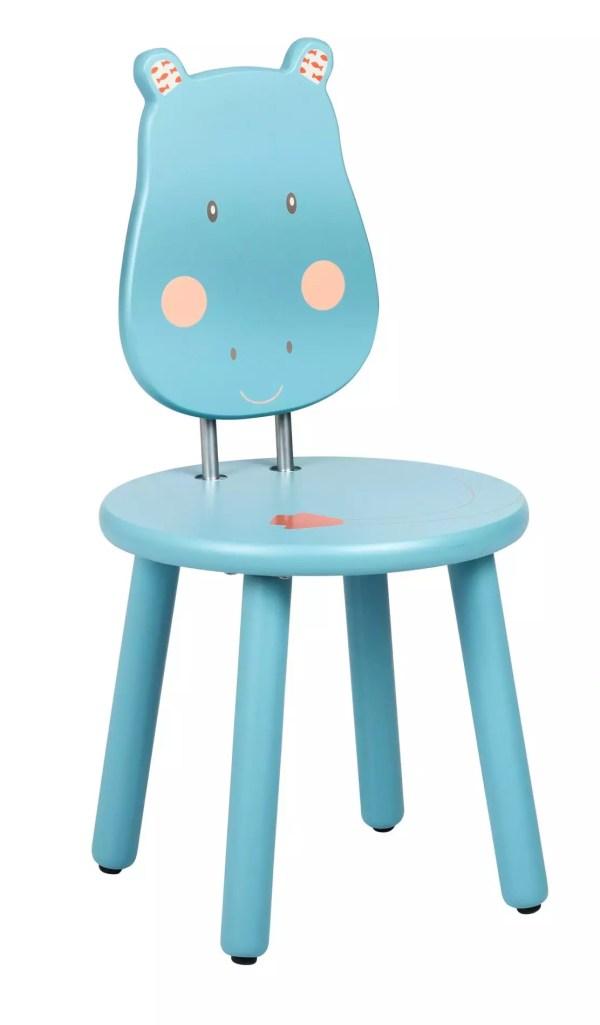 Tavolo e sedie Les Papoum