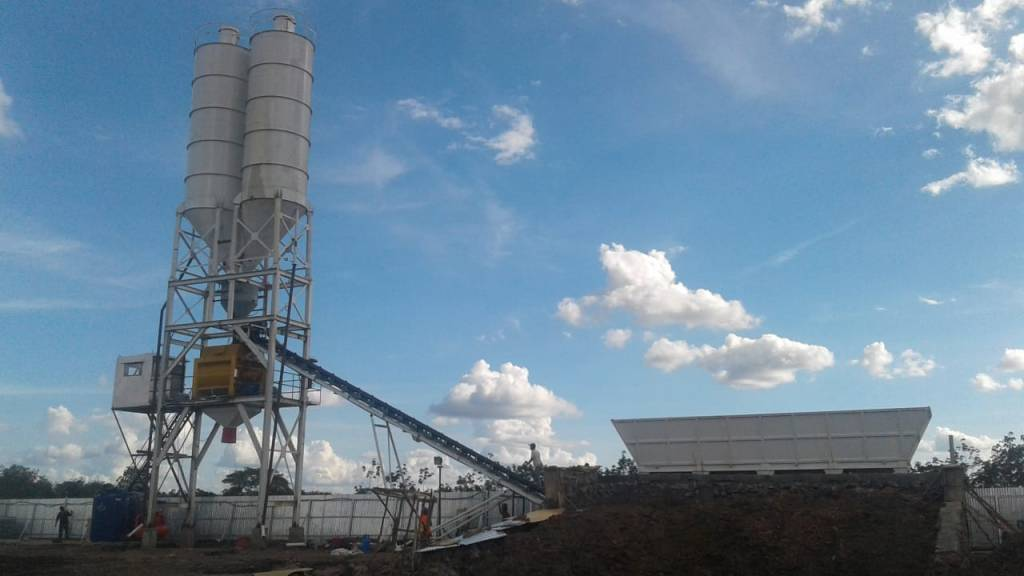 Jual batching plant indonesia