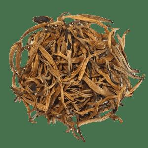 Organic Black Tea Golden Bud Leaves