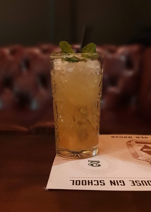 Photo of Summer-Symphony Earl Grey Gin Cocktail