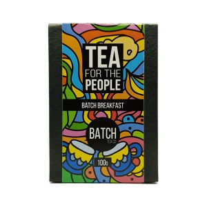 Batch Breakfast Tea- Best Breakfast Blend - Loose Leaf Tea Packaging