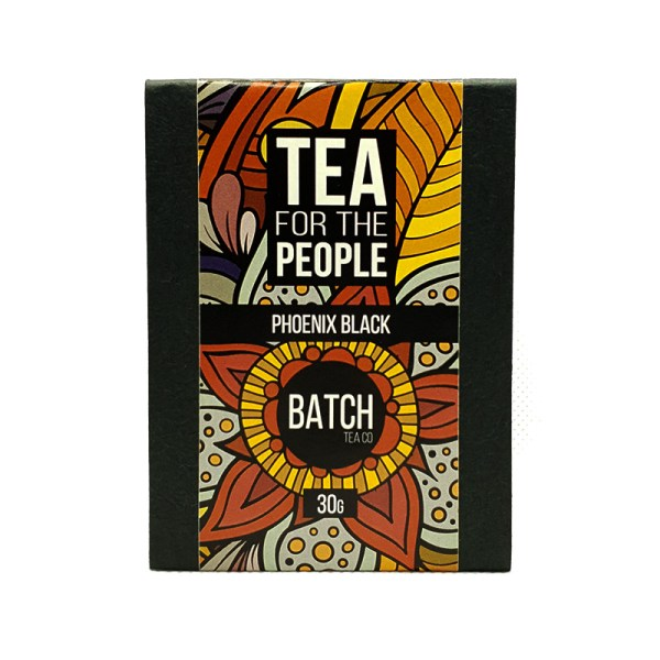 Phoenix Mountain Rare Black Tea Packaging