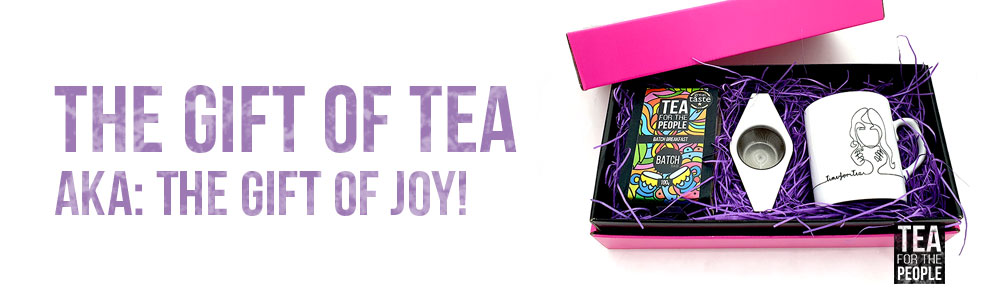 The Gift of Tea Header Image
