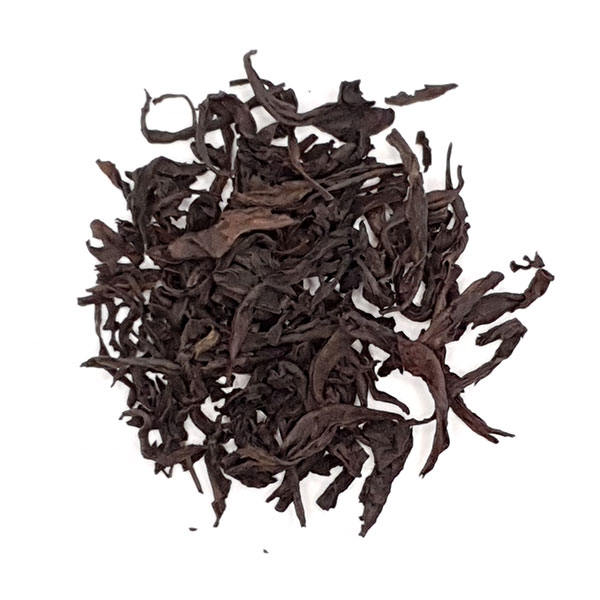 Da Hong Pao Oolong Tea Dry Leaves