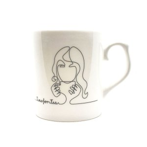Batch Tea Time for Tea Bone China Mug