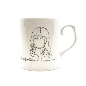 Batch Tea Time for Tea Bone China Mug