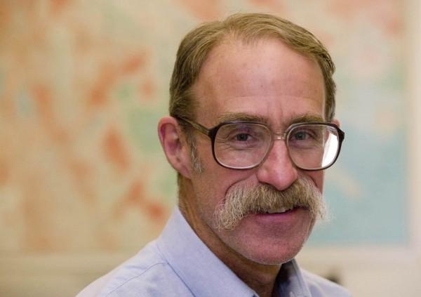 Dana Professor of Anthropology Loring Danforth. (Phyllis Graber Jensen/Bates College)