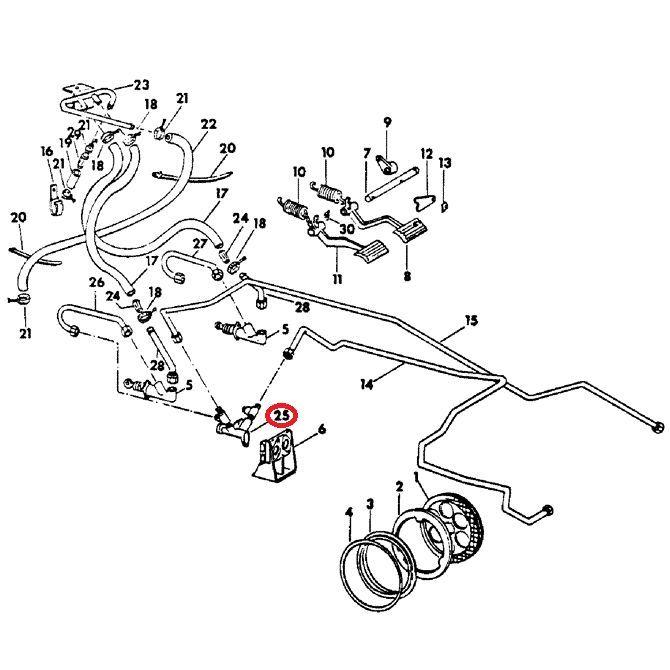 Fuel Oil Filter Kit Case International Tractor 454 574 674