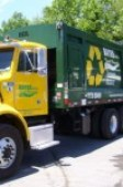 VA Residential Recycling Truck small block