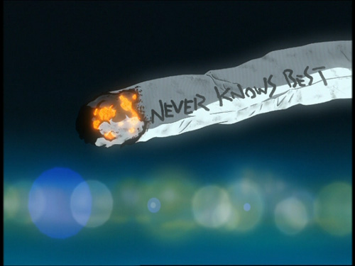 Never knows best; my 'review' of FLCL