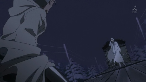 The snowy nights and racing trains of Fullmetal Alchemist: Brotherhood