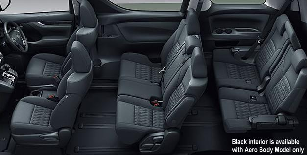 all new vellfire interior jual kijang innova toyota picture inside view photo and seats image black color for aero body model only