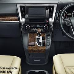 All New Vellfire Interior Grand Avanza Veloz 1.5 2017 Toyota Hybrid Cockpit Picture Driver View Photo And Beige Color For Regular Body Model Only