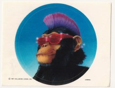 sticker-chimp