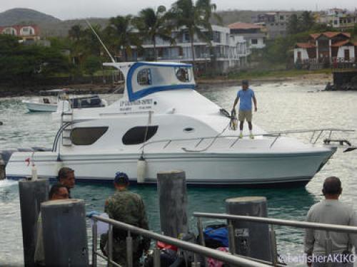 定期船 ボート外観