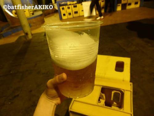 ぬるいビール