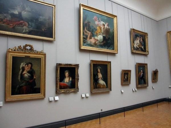 Louvre Paris France - 2012